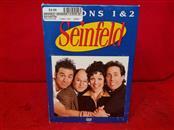 Seinfeld - Seasons 1 2 (DVD, 2004, 4-Disc Set)